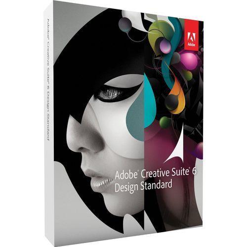cs6 adobe design std v.6 mac english retail od producenta Adobe