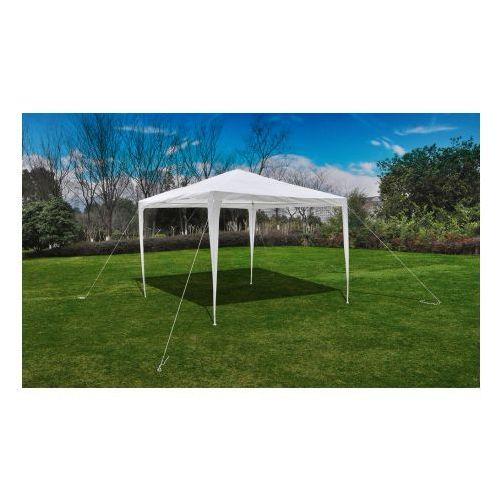 Namiot ogrodowy, baldachim (3x3 m), biały, produkt marki vidaXL