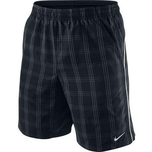 Produkt z kategorii- spodnie męskie - SPODNIE NIKE N.E.T. 10 PLAID WOVEN SHORT