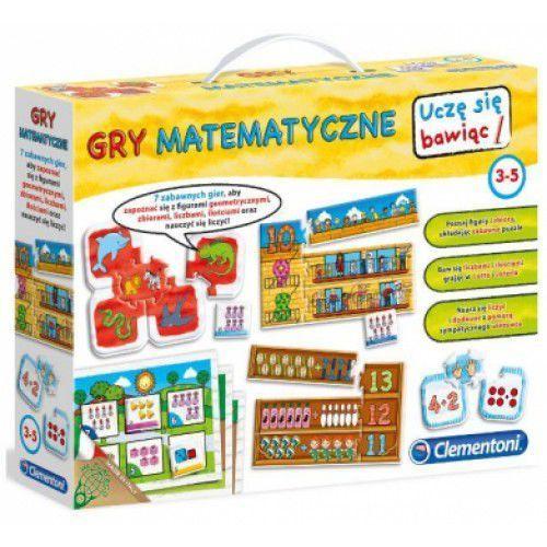 Oferta Gry matematyczne - Dostawa zamówienia do jednej ze 170 księgarni Matras za DARMO [15e96d2ab5c5830a]