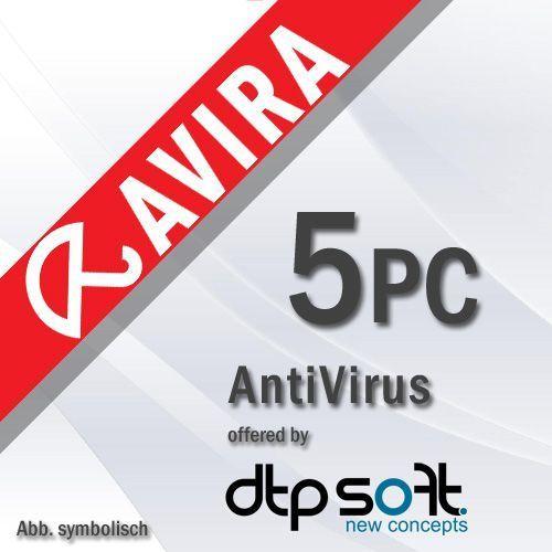 Avira Antivirus Suite 2015 5 PC - oferta (25dce00d2122044d)