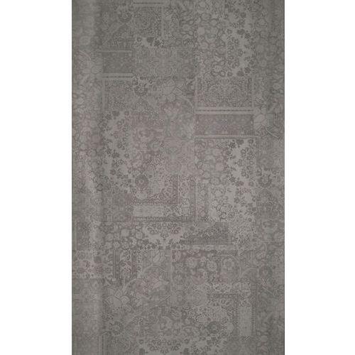 Iris Metal XXL Płytka ceramiczna ścienna 75x150 cm, grey patch (glazura i terakota)