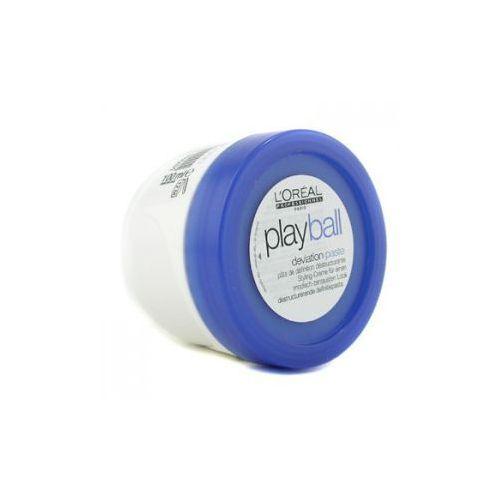 Produkt z kategorii- pozostałe kosmetyki do włosów - Loreal Play Ball Deviation Paste - 100 ml