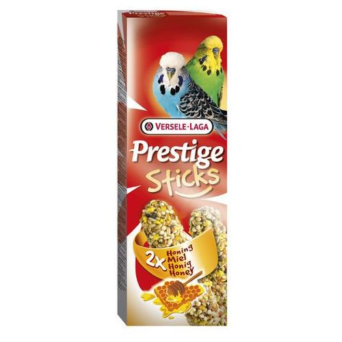 VERSELE LAGA - PRESTIGE STICKS BUDGIES HONEY 60g