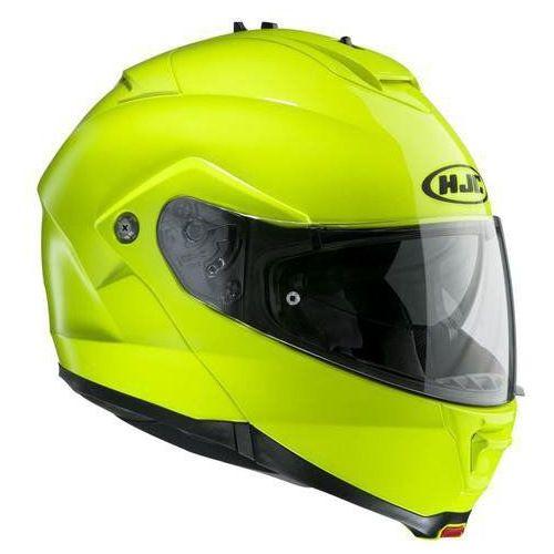 Kask HJC IS-MAX-II BLK, RUB, SIL, WHT, FLUO z kategorii kaski motocyklowe