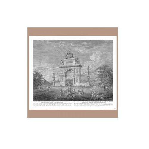 Pamiątka Chwalebnego Powrotu Woyska Narodowego, Z. Vogel, 1809 r., produkt marki Golden Maps Publishing