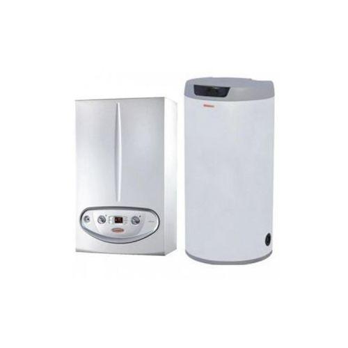 kocioł kondensacyjny jednofunkcyjny victrix 24kw + zasobnik 120l 3.022109/o120 od producenta Immergas