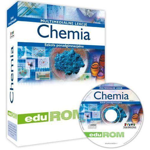 EduRom Szkoła Ponadgimnazjalna Chemia pakiet dla klasy 1 2 3