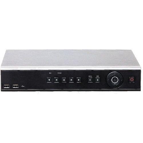 IN H4504 Rejestrator cyfrowy 04 kamerowy , hexaplex , LAN, z kompresją H.264, VGA, zapis do 100 kl/s (CIF)