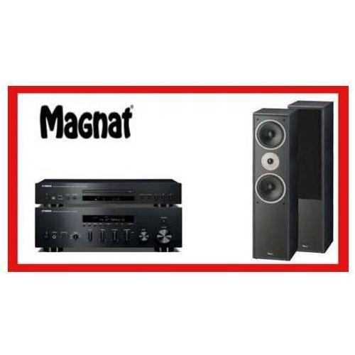 YAMAHA R-S300 + CD-S300 + MAGNAT SUPREME 800 - wieża, zestaw hifi - zmontuj tanio swój zestaw na stronie