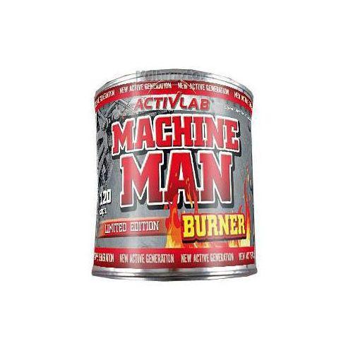 Machine Man Burner - 120 kaps