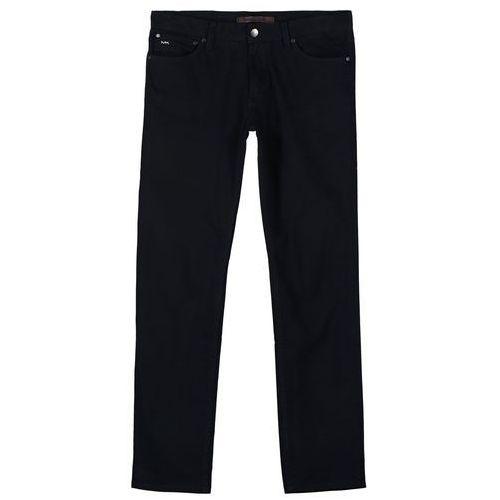 Produkt z kategorii- spodnie męskie - Michael Kors CAVALRY Jeansy Slim fit niebieski
