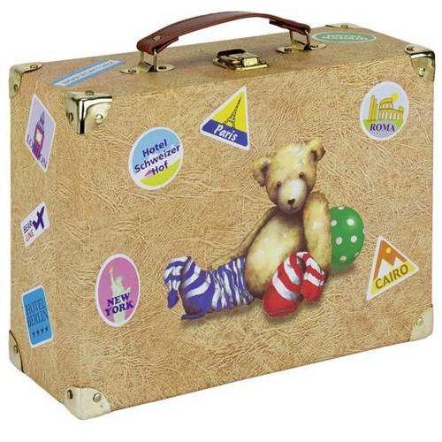 Walizki z misiem dla dzieci - 3 sztuki - produkt dostępny w www.epinokio.pl
