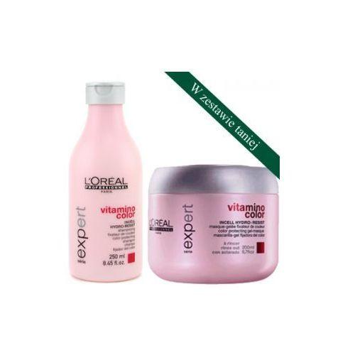Produkt z kategorii- pozostałe kosmetyki do włosów - LOREAL Włosy farbowane
