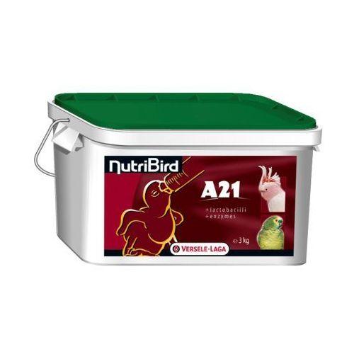 VERSELE LAGA - NUTRIBIRD A21 - DLA WSZYSTKICH PISKLĄT - 3KG, NutriBird
