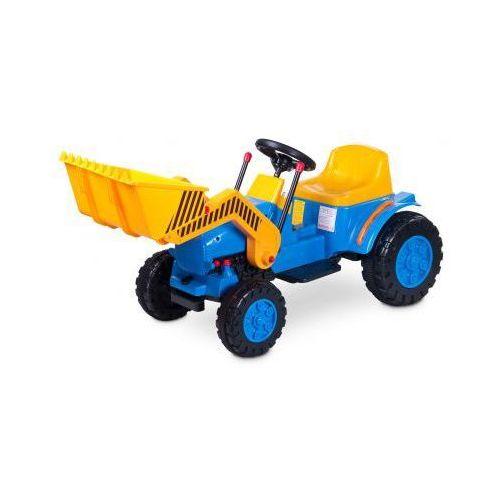 Caretero Toyz Bulldozer pojazd na akumulator niebieski ze sklepu baby-galeria.pl