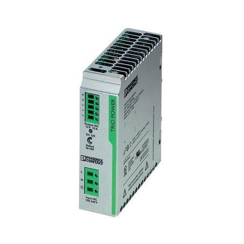 Artykuł Zasilacz na szynę Phoenix Contact TRIO-PS/1AC/12DC/10, 12 V, 10 A z kategorii transformatory