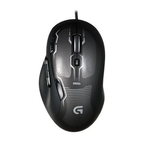 G500s Gaming Laser Mouse 910-003604 z kat.: myszy, trackballe i wskaźniki