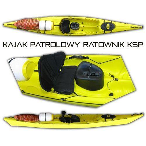 Produkt Kajak patrolowy KSP