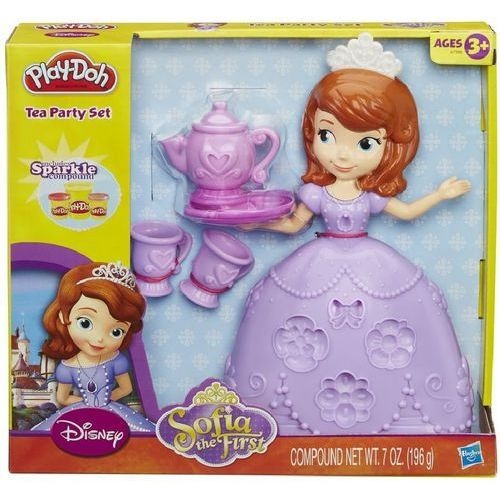 Play-Doh Herbaciani partyjni Disney Princess Sofia, Hasbro ... - oferta [15414d7937d534da]