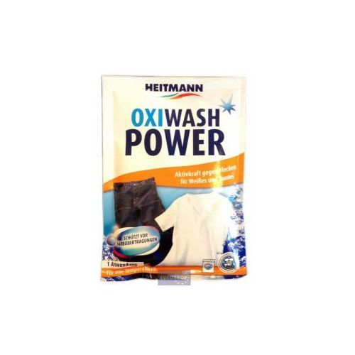 OXI WASH POWER odplamiacz 50 g, Heitmann z Euroshop Daniel Cis