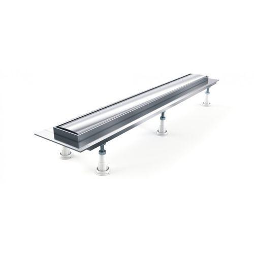 Produkt z kategorii- pozostałe artykuły hydrauliczne - Schedpol Aluminium chromowane 80x8x12 CM OLCH80/ST