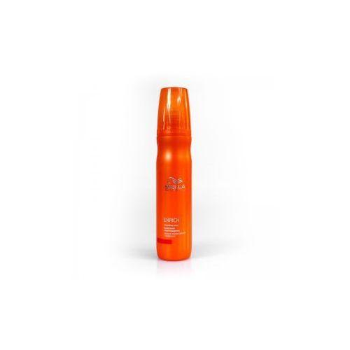 Wella Enrich spray wzmacniający włosy cienkie i osłabione, 150ml - produkt z kategorii- odżywki do włosów