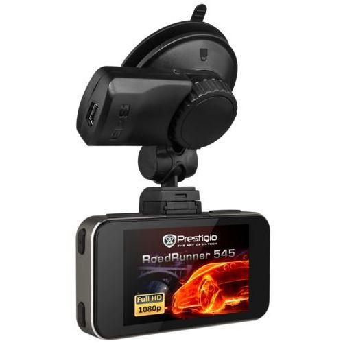 RoadRunner 545 GPS rejestrator producenta Prestigio