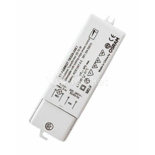 Osram - Transformator elektroniczny ET PARROT 70 - 4008321111593 - Autoryzowany partner OSRAM. 10 lat w Intern