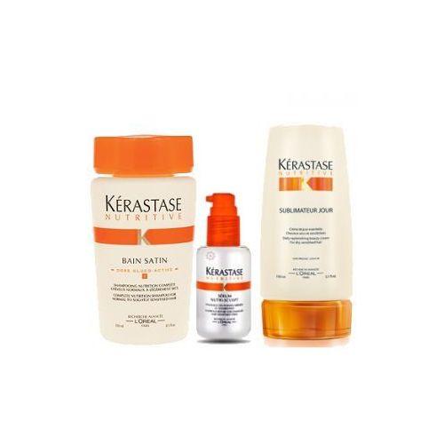 Produkt z kategorii- pozostałe kosmetyki do włosów - Lekka pielęgnacja włosów lekko suchych