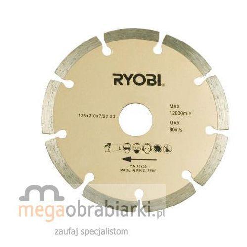 Oferta RYOBI Tarcza diamentowa 230mm AGDD230A1 RATY 0,5% NA CAŁY ASORTYMENT DZWOŃ 77 415 31 82