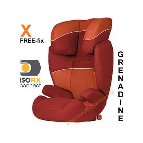 fotelik samochodowy cybex free fix isofix kolor grenadine dostawa gratis. Black Bedroom Furniture Sets. Home Design Ideas