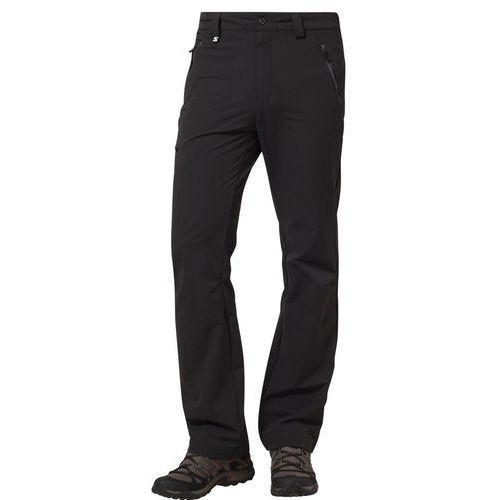 Produkt z kategorii- spodnie męskie - Salomon WAYFARER WINTER Spodnie materiałowe czarny