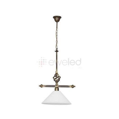 CORA lampa wisząca 1 x 60W E27 PATYNA - sprawdź w EWELED.pl