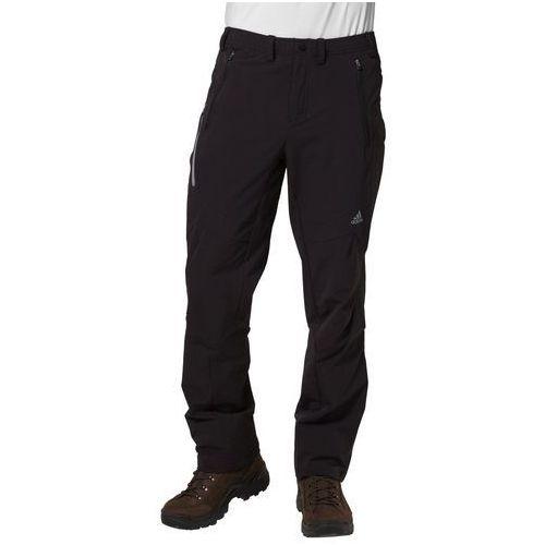 Produkt z kategorii- spodnie męskie - adidas Performance TS ALLSEASON Spodnie materiałowe czarny