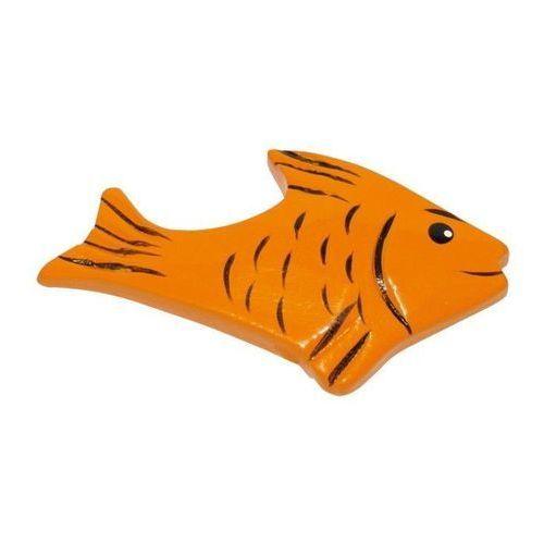 Ryba z drewna (12 sztuk) - zabawka dla dzieci oferta ze sklepu www.epinokio.pl