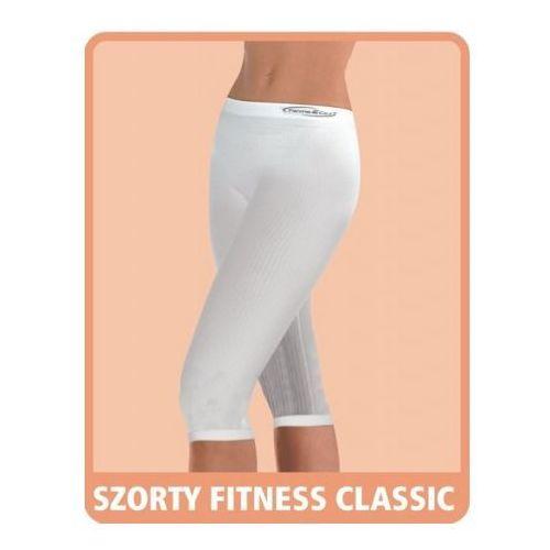Artykuł Szorty przeciwcellulitowe fitness classic - czarne z kategorii bielizna wyszczuplająca
