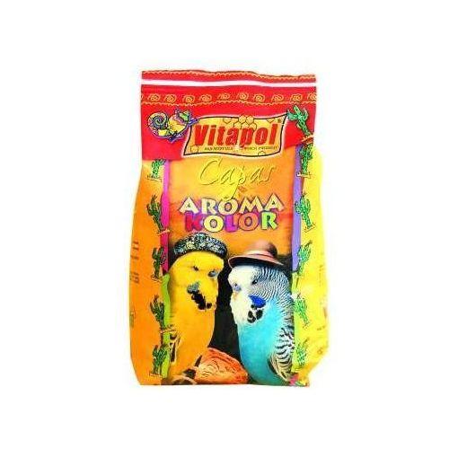 VITAPOL Aroma Kolor Pokarm dla papużek falistych