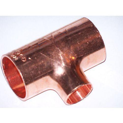 Produkt z kategorii- pozostałe artykuły hydrauliczne - Trójnik redukcyjny fi 28x18x28 VIEGA