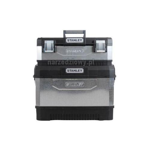 Towar z kategorii: skrzynki i walizki narzędziowe - STANLEY Skrzynia CONTRACTOR + Skrzynka Narzedziowa Galwan
