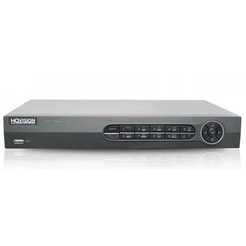 HQ-DVR0801H Rejestrator cyfrowy 8 x Wideo, 1x Audio, H.264, 1920x1080p, 1x HDD SATA