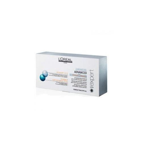 Produkt z kategorii- pozostałe kosmetyki do włosów - LOREAL AMINEXIL CONTROL 10X6ML