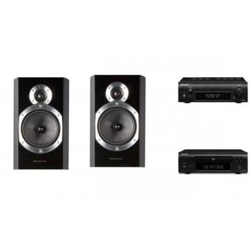 Artykuł DENON DRA-F109 + DCD-F109 + WHARFEDALE 10.1 z kategorii zestawy hi-fi