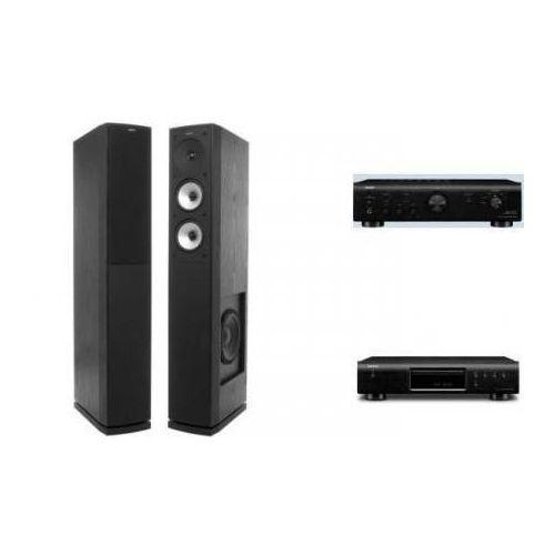 Artykuł DENON PMA-520 + DCD-520 + JAMO S626 z kategorii zestawy hi-fi