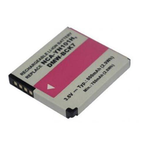 Bateria do aparatu cyfrowego Panasonic NCA-YN101H, DMW-BCK7, marki Hi-Power do zakupu w ebaterie.pl