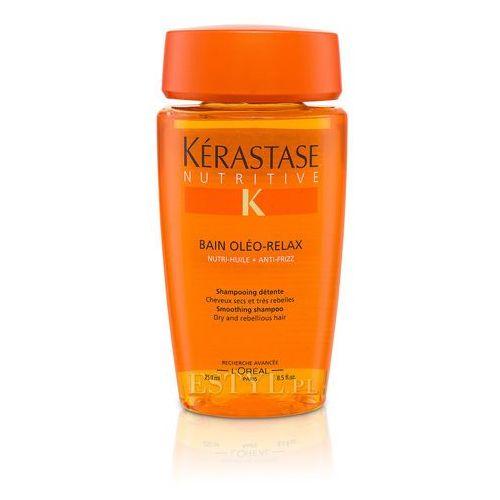 Kerastase Oleo-Relax - Kąpiel wygładzająca do włosów grubych i nieposłusznych 250ml - produkt z kategorii- odżywki do włosów