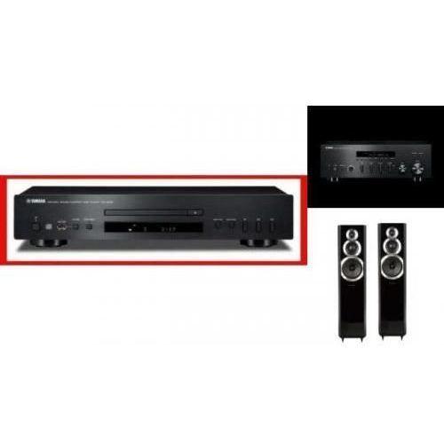 Artykuł YAMAHA R-S700 + CD-S300 + WHARFEDALE 10.5 z kategorii zestawy hi-fi