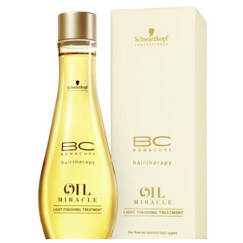 Schwarzkopf BC Bonacure Oil Miracle Light Finishing Treatment 100ml W Odżywka do włosów - produkt z kategorii- odżywki do włosów