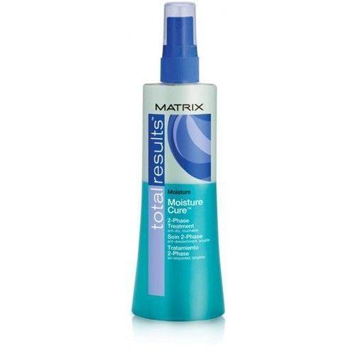 Matrix Total Results Moisture Cure 2 Phase 150ml W Odżywka do włosów do włosów suchych - produkt z kategorii- odżywki do włosów