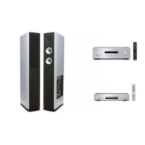 Artykuł YAMAHA A-S201 + CD-S300 + JAMO S626 W z kategorii zestawy hi-fi